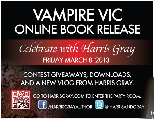 Vampire Vic Online Party