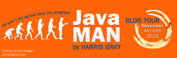 JAVA MAN Blog Tour