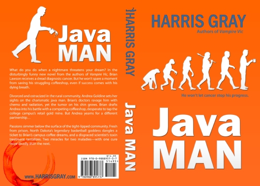 Java Man Cover Wrap