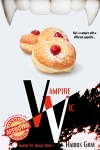 Vampire Vic, cover, trilogy
