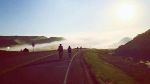Biking out of Medora Photo courtesy Heather Hargrave